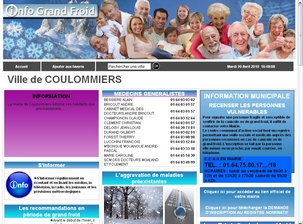 Info Grand froid